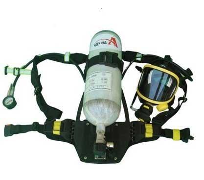正压式空气呼吸器RHZKF6.8L/30 碳纤维瓶